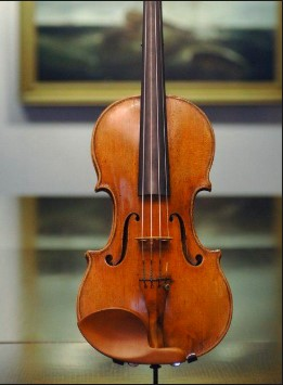 Most Expensive Violin - Run the music