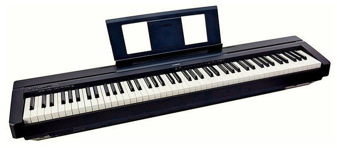 yamaha p45 review run the music. Black Bedroom Furniture Sets. Home Design Ideas